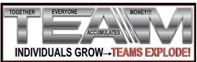Individuals Grow - Teams Explode