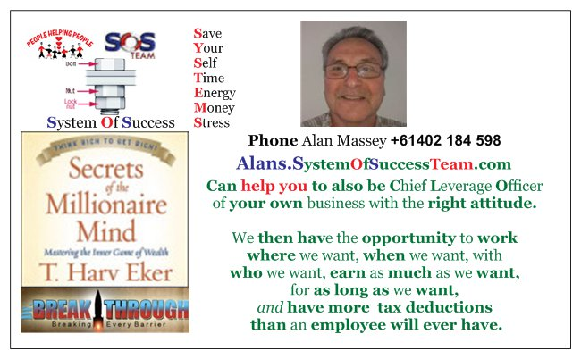 Save Your Self Time Energy Money & Stress