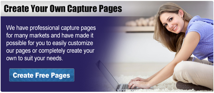 Lead Capture Page Boss