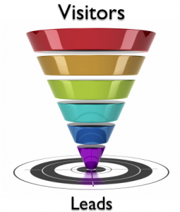a lead funnel